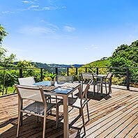 The Garden Room |   Sunshine Coast Hinterland  | Luxury accommodation with all the facilities